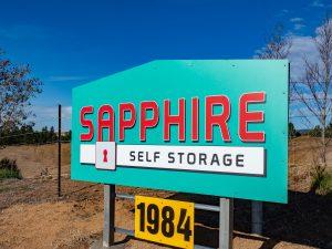 Sapphire Storage